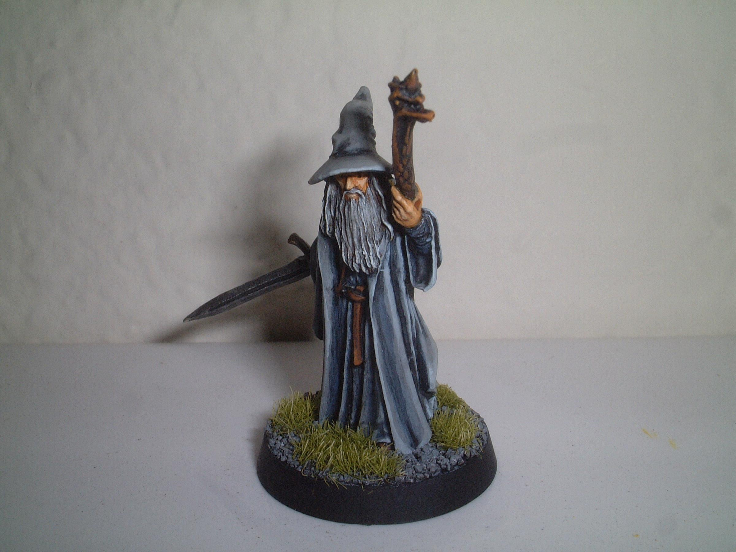 Gandalf The Grey, Infantry, Lord Of The Rings, Robed