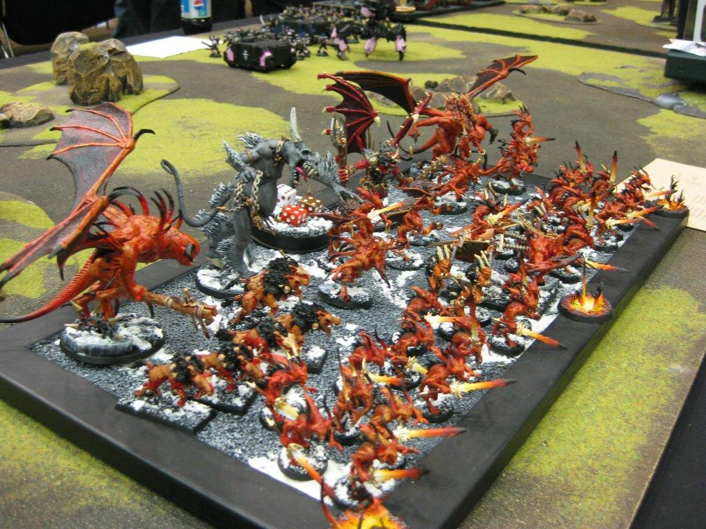 Army, Baltimore, Daemons, Display, Grand Tournament