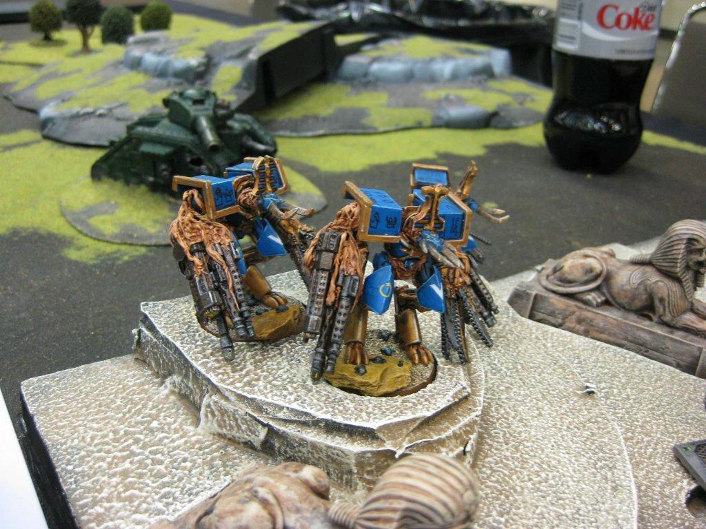 Conversion, Obliterators, Thousand Sons, Tzeentch, Warhammer 40,000