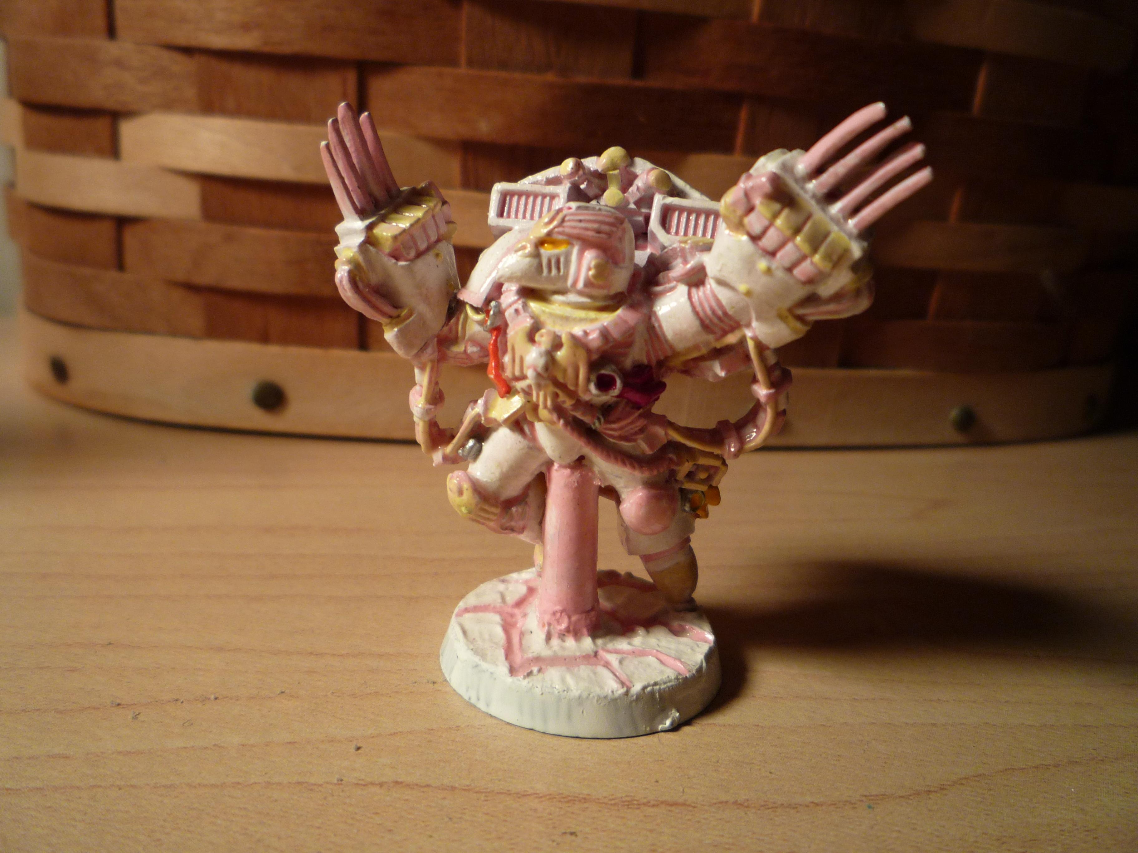 Pink, Space Marines
