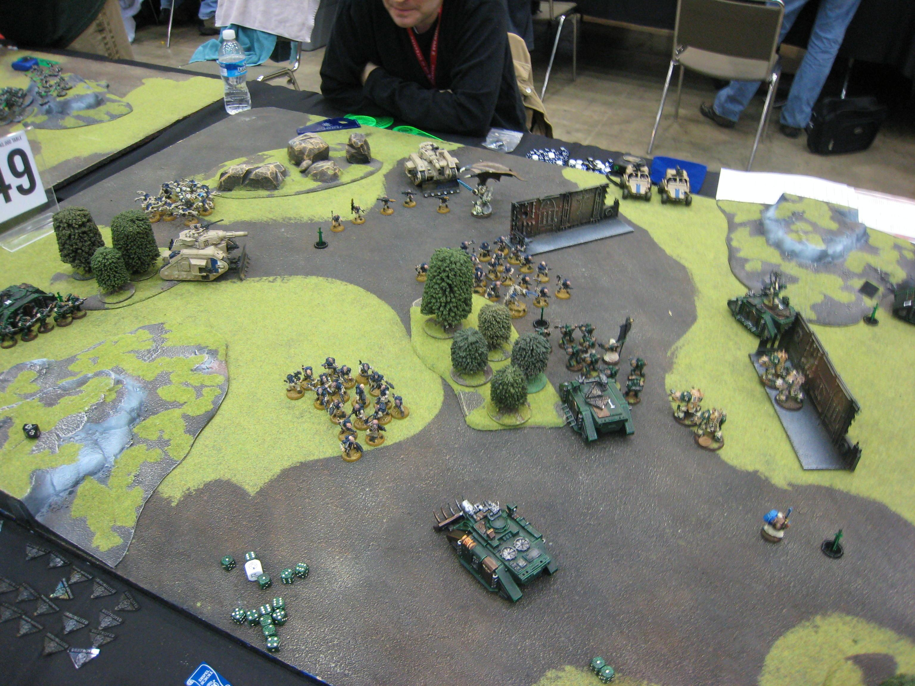 Action, Chaos, Fallen Angel, Game, Genestealer Cult, Grand Tournament, Warhammer 40,000