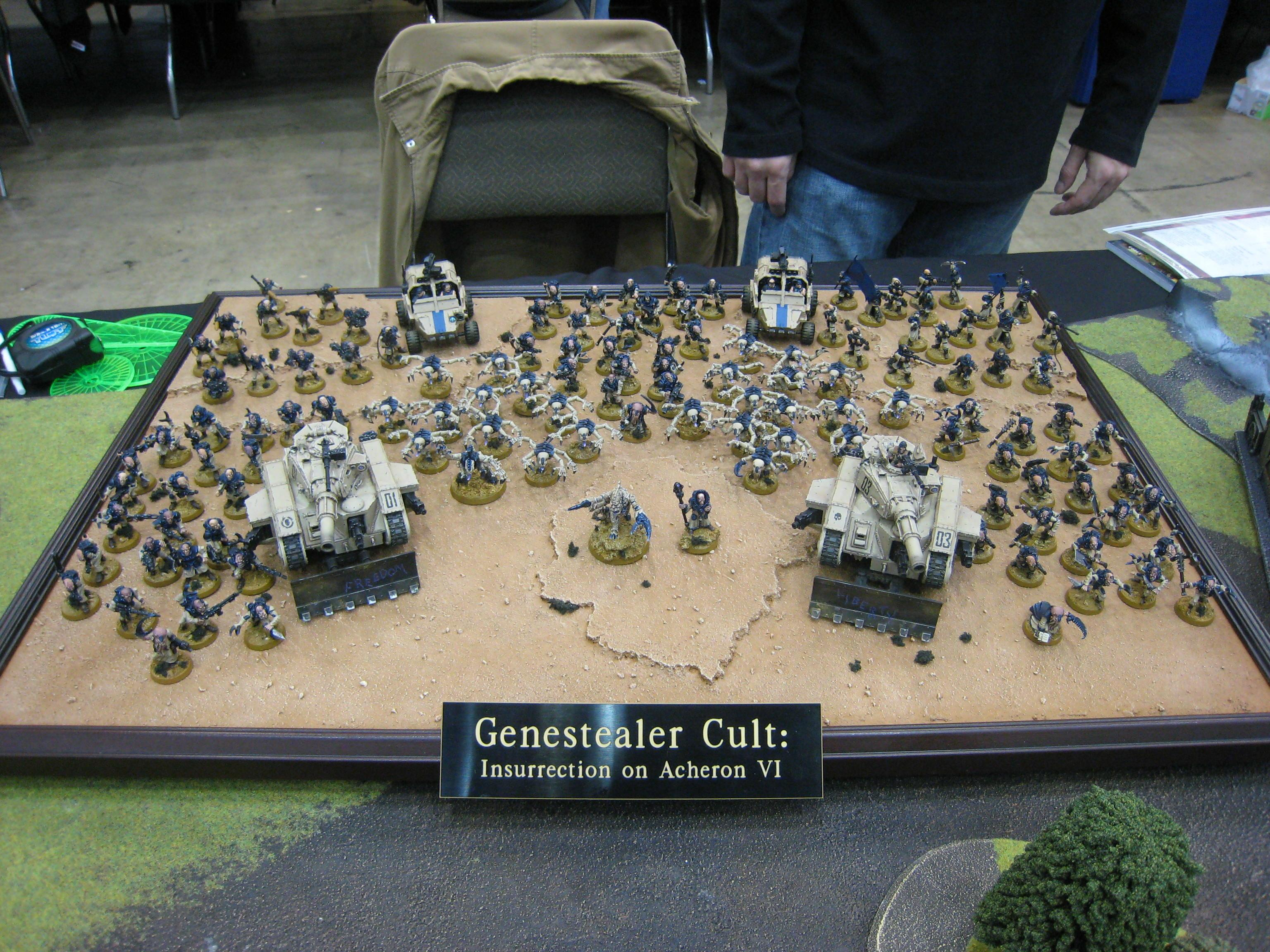 Army, Best Appearance, Conversion, Genestealer Cult, Grand Tournament, Warhammer 40,000
