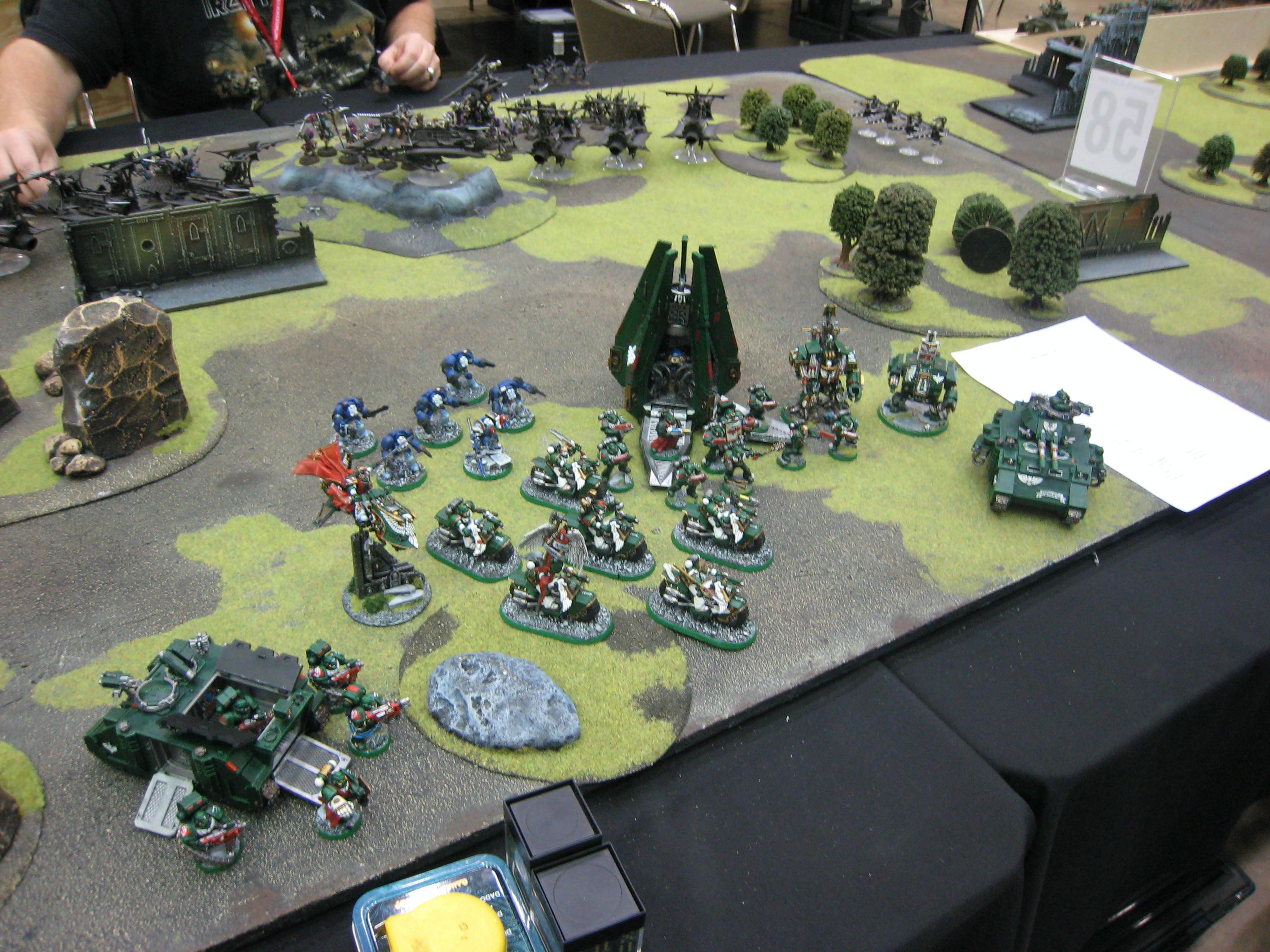Army, Base, Dark Angels, Grand Tournament, Terrain, Warhammer 40,000