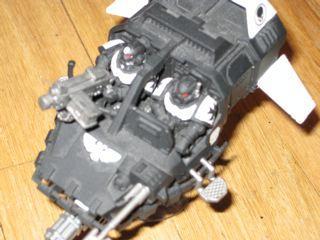 Black Templars, Land Speeder, Space Marines, Warhammer 40,000