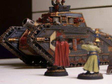 Forge World, Imperial Guard, Malcador, Warhammer 40,000