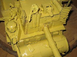 Ork Battle Wagon