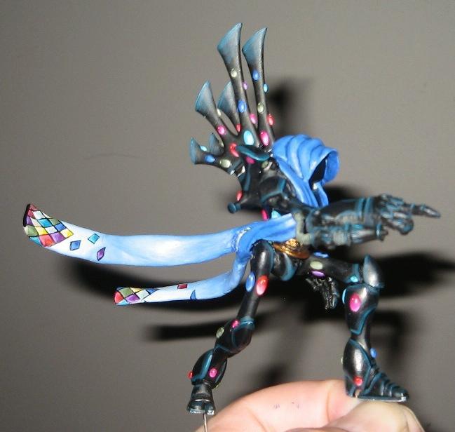 Conversion, Eldar, Gems, Harlequins, Wraithlord
