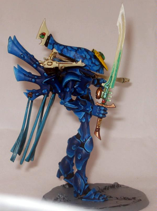 Bright Lance, Eldar, Wraith Sword, Wraithlord