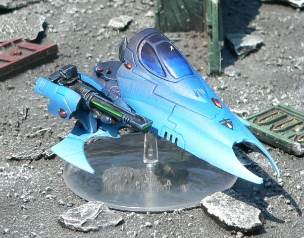 Eldar, Urban Base, Vyper, Warhammer 40,000