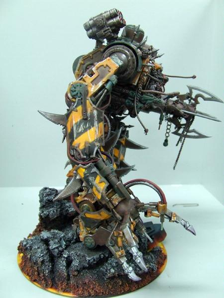 Chaos Space Marines, Conversion, Iron Warriors, Warhammer 40,000