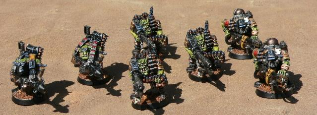 Kommandos, Orks, Warhammer 40,000