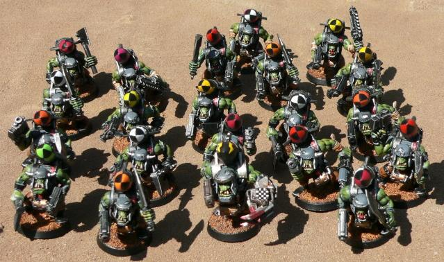 Orks, Stormboyz, Warhammer 40,000