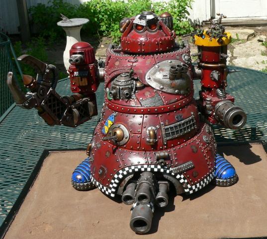 Armorcast, Gargant, Great Gargant, Orks, Warhammer 40,000