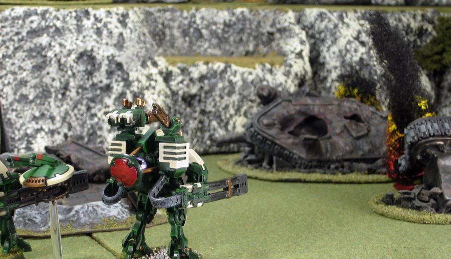 Action, Adepticon, Broadsides, Dakka Detachment 1, Tau, Warhammer 40,000