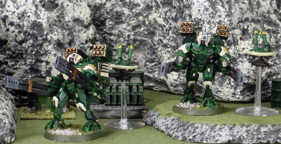 Adepticon, Broadsides, Dakka Detachment 1, Tau, Team Tournament, Warhammer 40,000