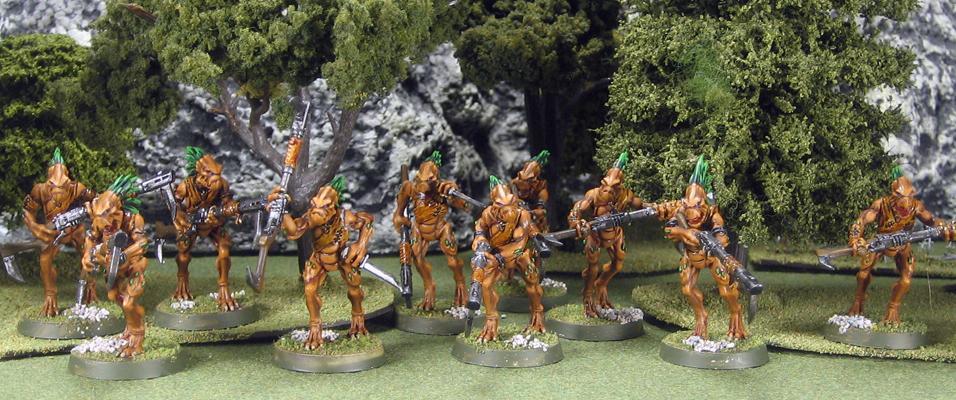 Adepticon, Dakka Detachment 1, Kroot, Tau, Team Tournament, Warhammer 40,000