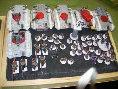 Adepticon, Army, Dakka Detachment 1, Imperial Guard, Team Tournament, Valhallans, Warhammer 40,000