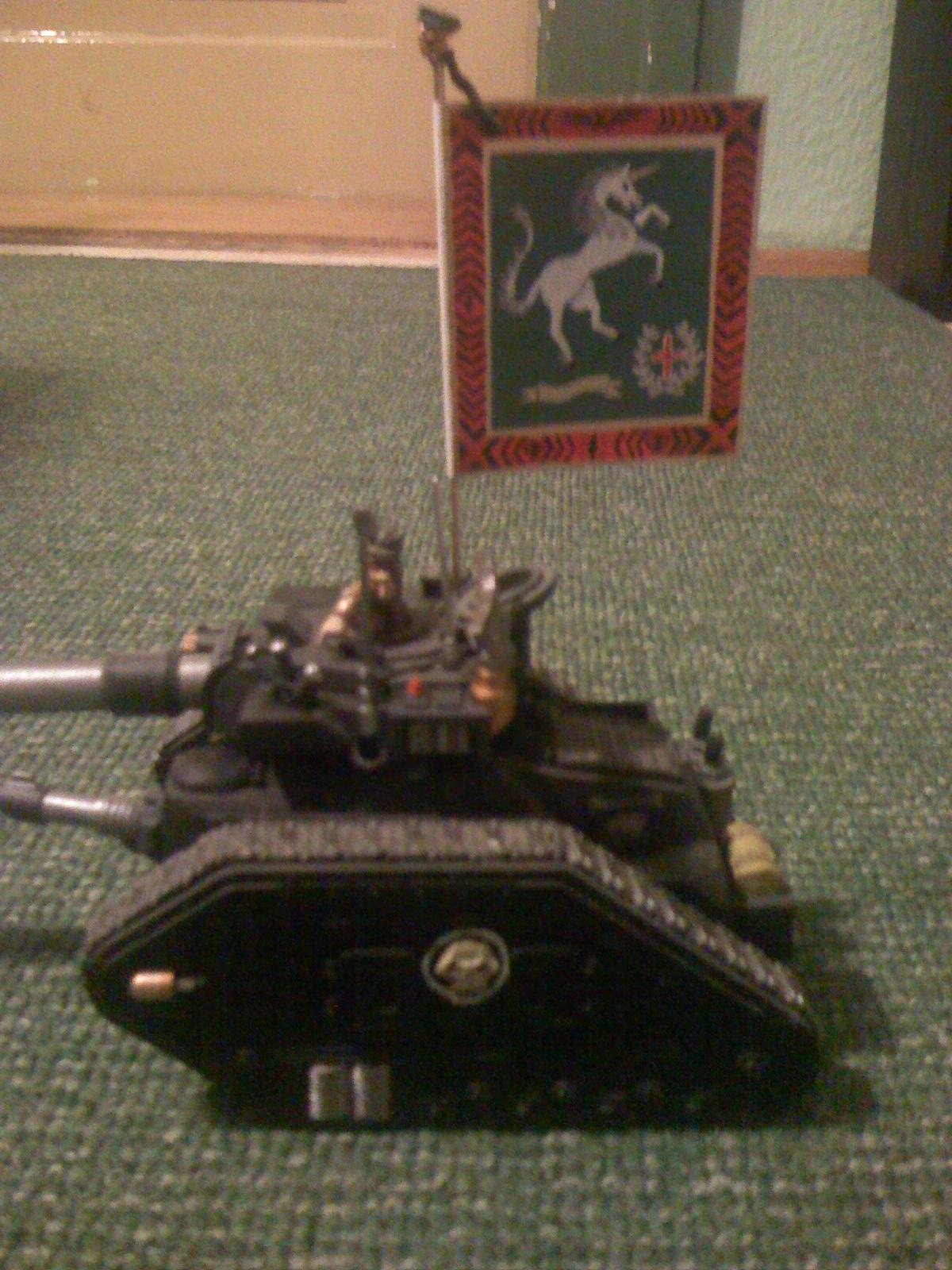 Armored Company, Blurred Photo, Imperial Guard, Vanquisher, Warhammer 40,000