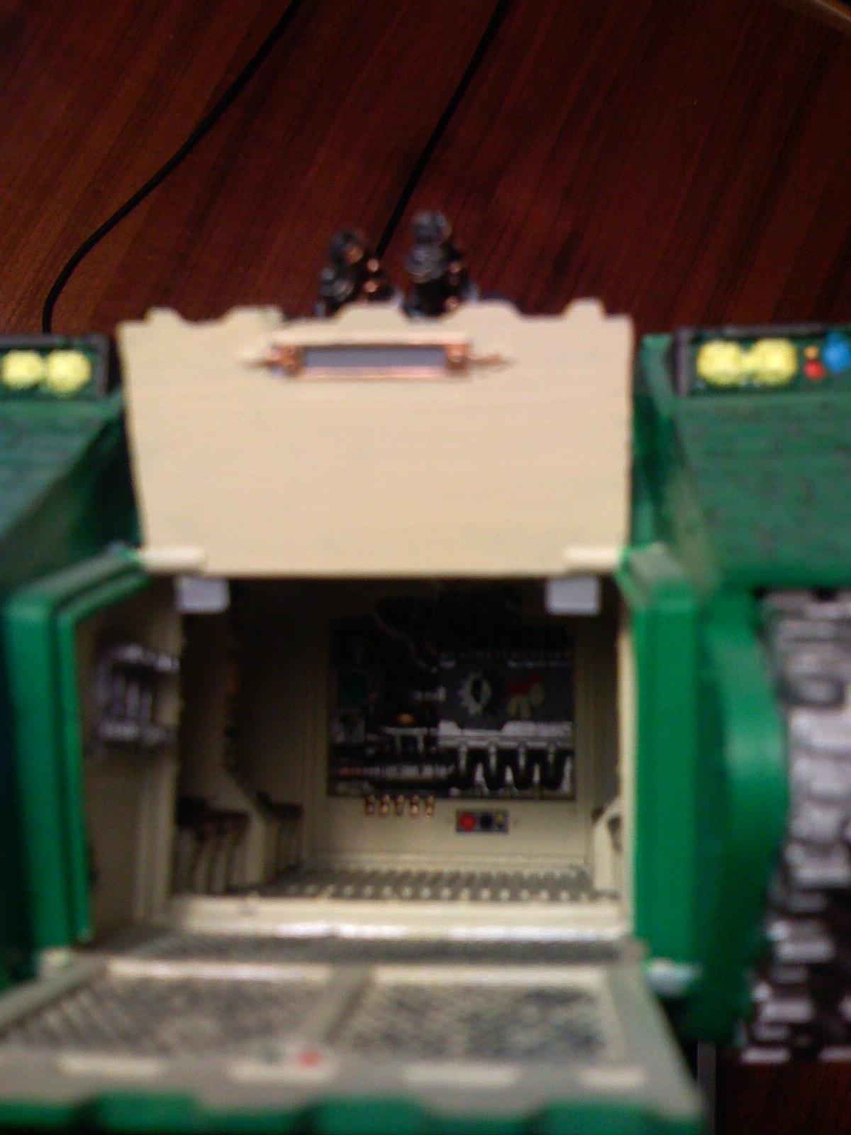 Blurred Photo, Games Workshop, Heavy Support, Land Raider, Space Marines, Warhammer 40,000