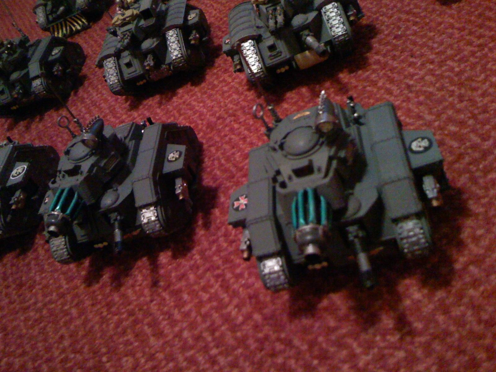 Armored Company, Executioner, Imperial Guard, Warhammer 40,000