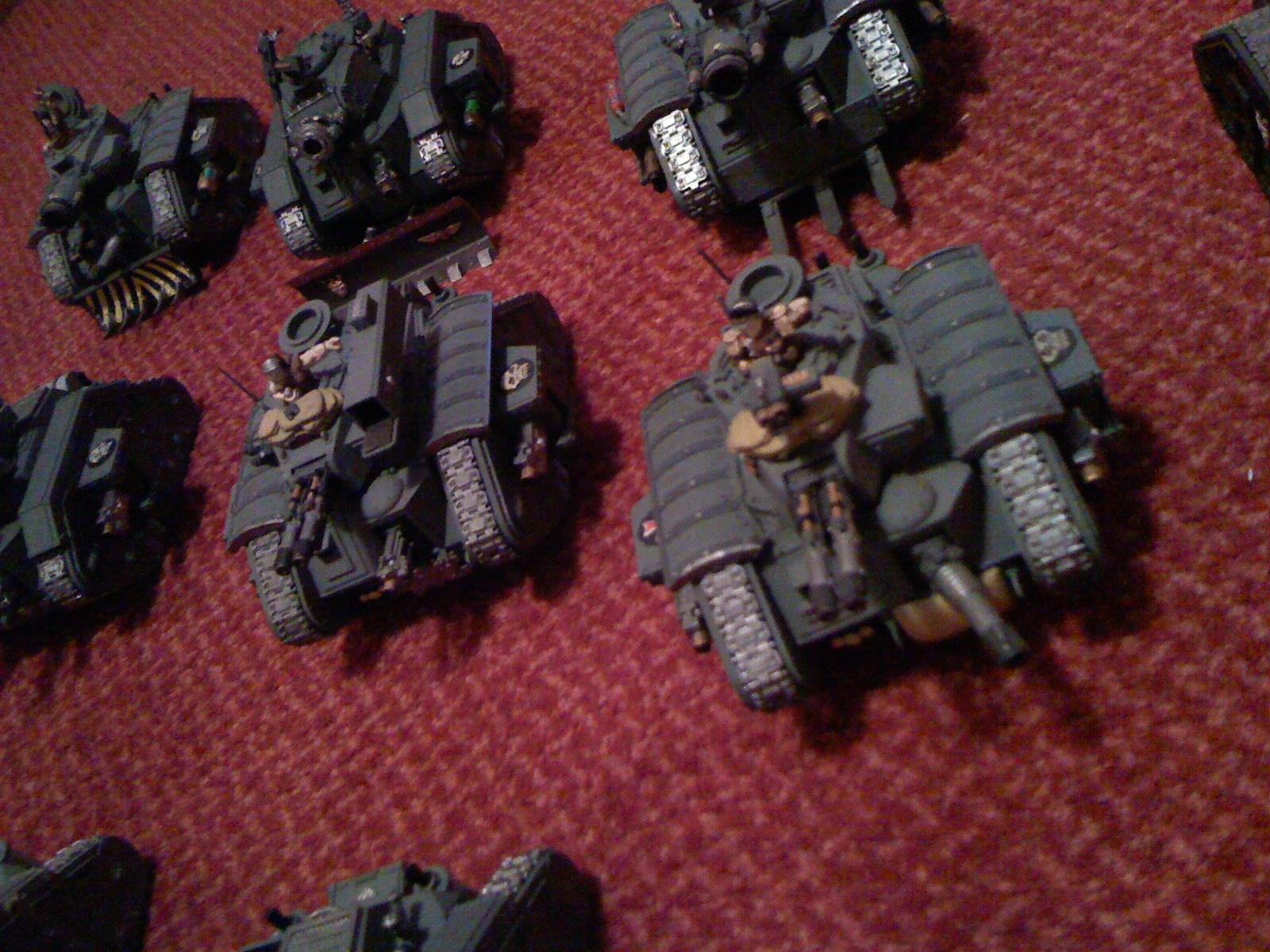 Armored Company, Exterminator, Imperial Guard, Warhammer 40,000