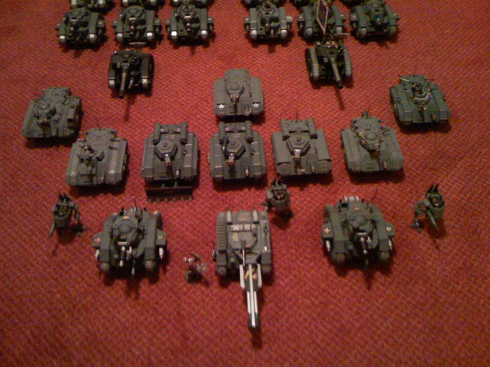 Armored Company, Imperial Guard, Mechanised Infantry, Warhammer 40,000