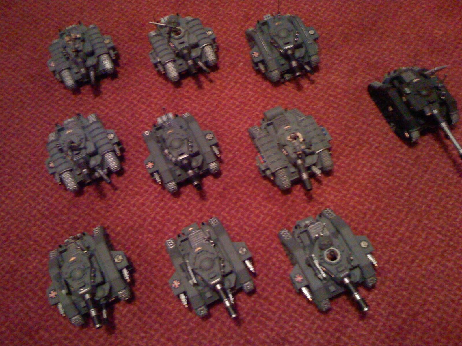 Armored Company, Battle Company, Imperial Guard, Warhammer 40,000