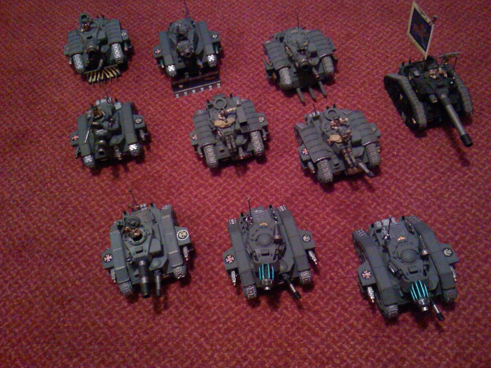 Armored Company, Imperial Guard, Lead Company, Warhammer 40,000