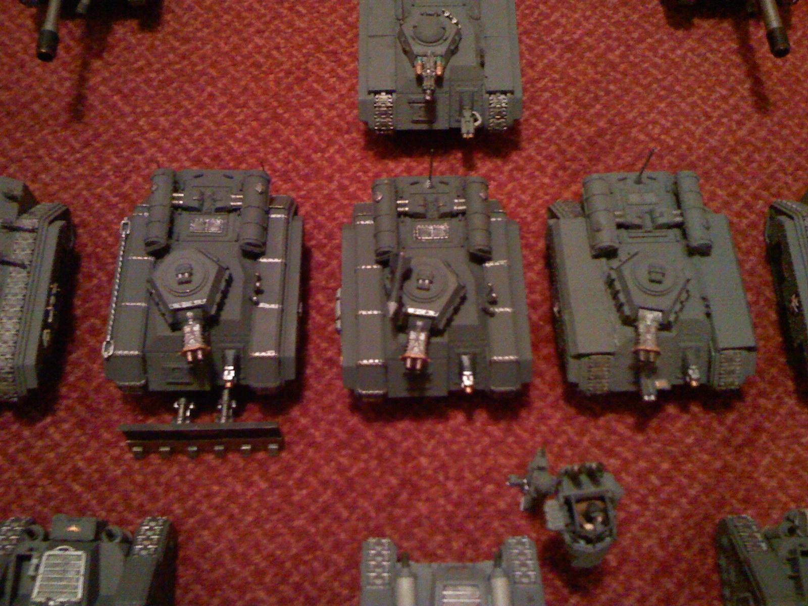 Armored Company, Hellhound, Imperial Guard, Warhammer 40,000