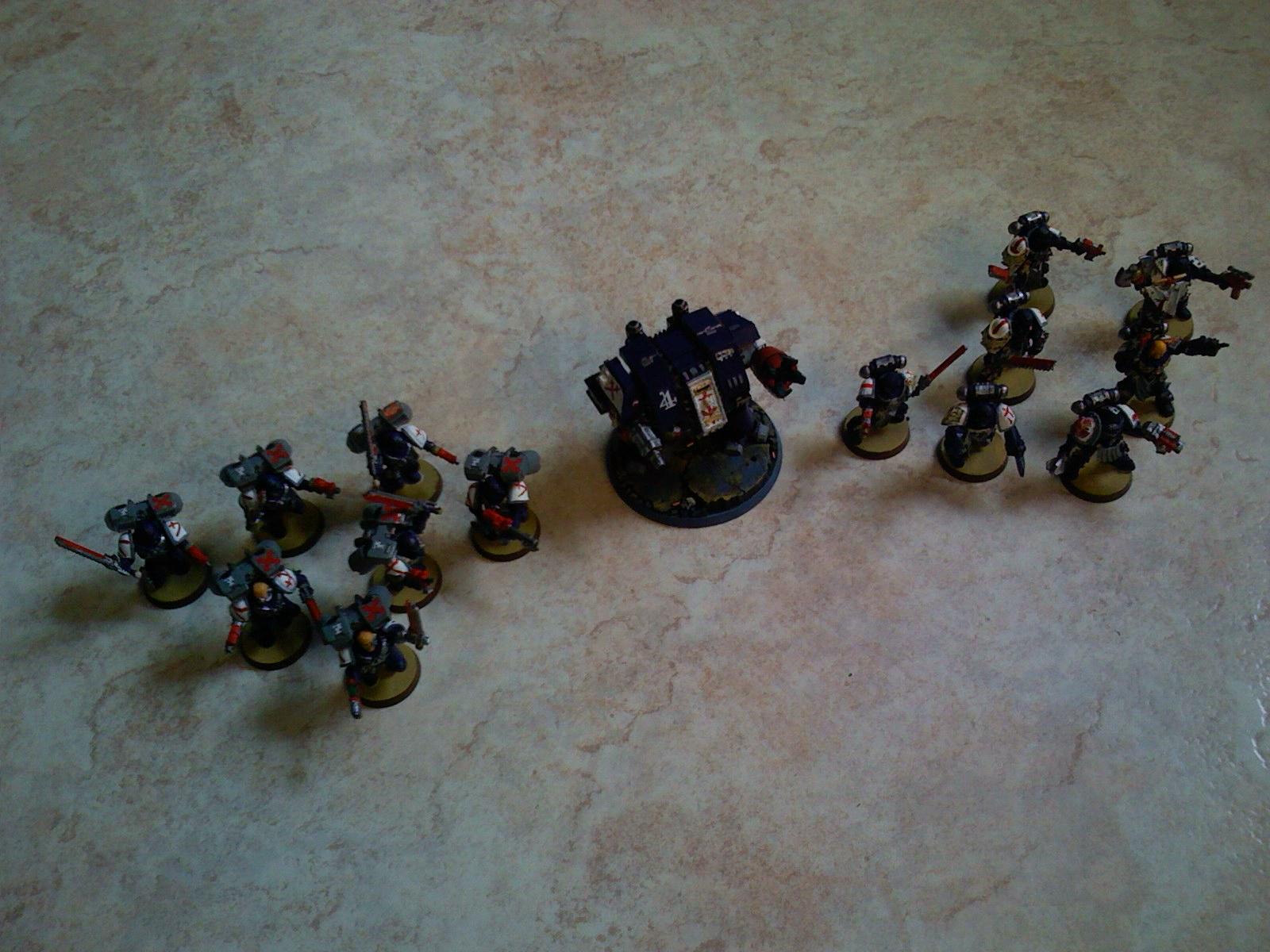 Crimson Swords, Elite, Space Marines, Warhammer 40,000