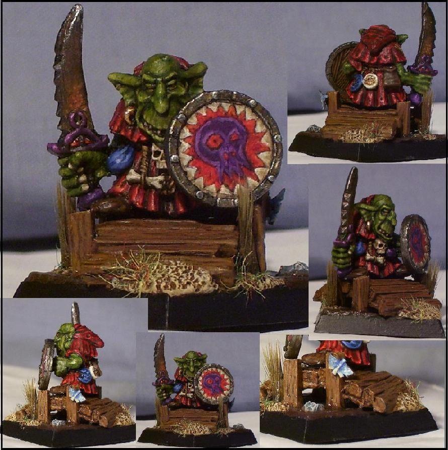 Dakka Painting Challenge, Goblins, Old School, Warhammer Fantasy