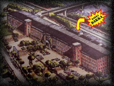 Dakka Dakka, Dakka Store, History Of Dakka, Map