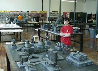 Dakka Dakka, Dakka Store, Game Table, History Of Dakka, Warhammer 40,000