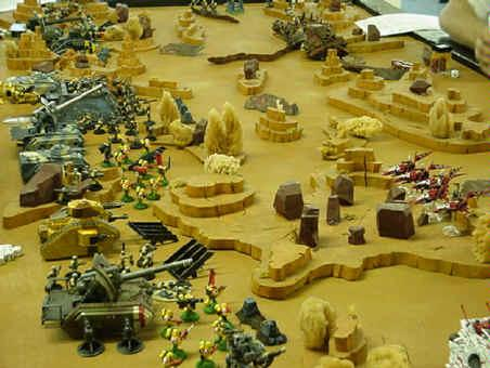 Apocalypse, Dakka Dakka, Dakka Store, Game Table, History Of Dakka, Imperial Guard, Warhammer 40,000