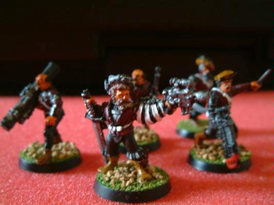 Brown, Conversion, Empire, Guard, Imperial, Imperial Guard, Militia, Warhammer Fantasy