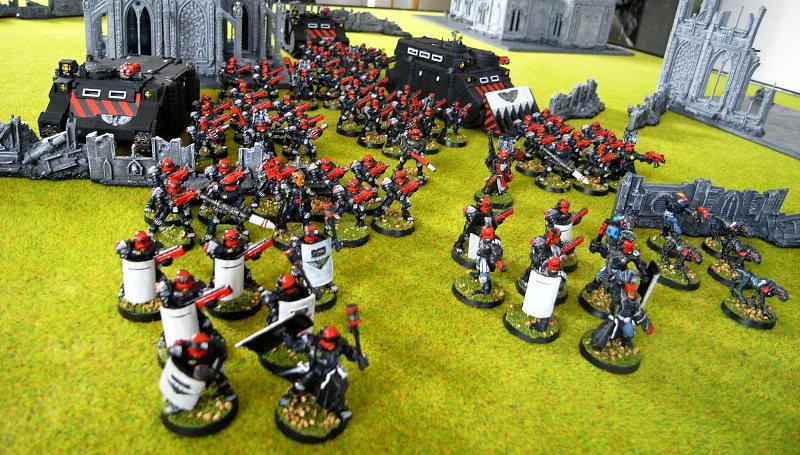 Adeptus Arbites, Army, Inquisitor, Warhammer 40,000, Witch Hunters