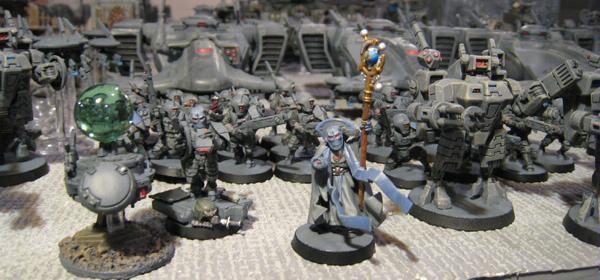 Apocalypse, Battle Report, Report, Tarkonia Secondus, Titan, Warhammer 40,000