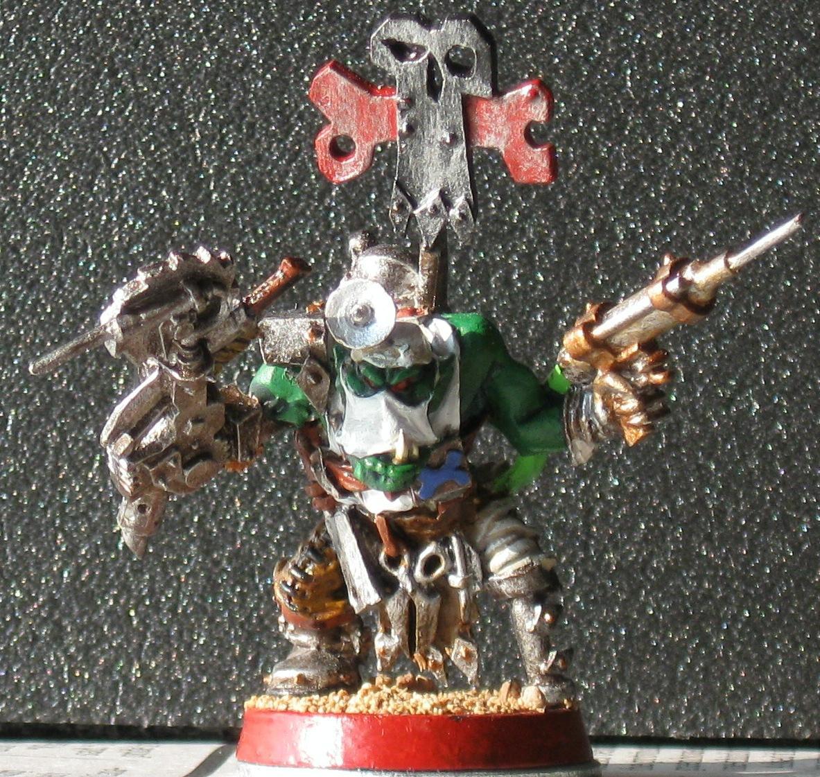 Orks, Painboy, Warhammer 40,000