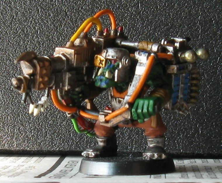 Lootas, Orks, Warhammer 40,000