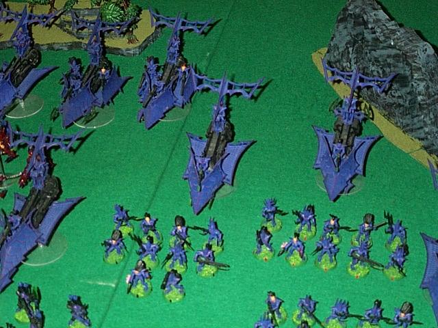 3rd Edition, Dark Eldar, Raiders, Ravagers, Warriors