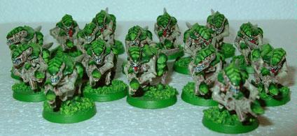 Infantry, Tyranids, Warhammer 40,000