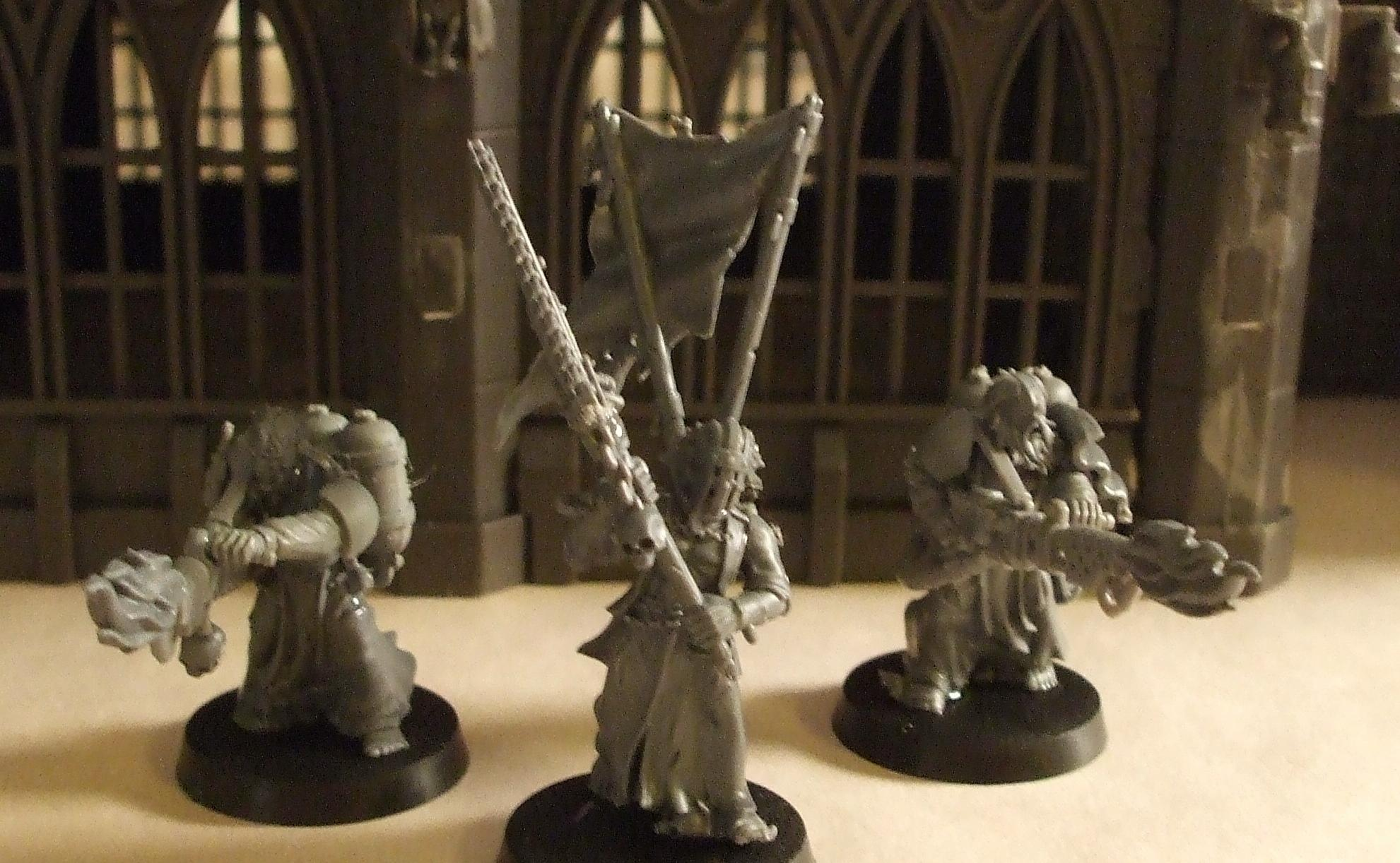 Flamer, Inquisition, Witch Hunters, Zealots