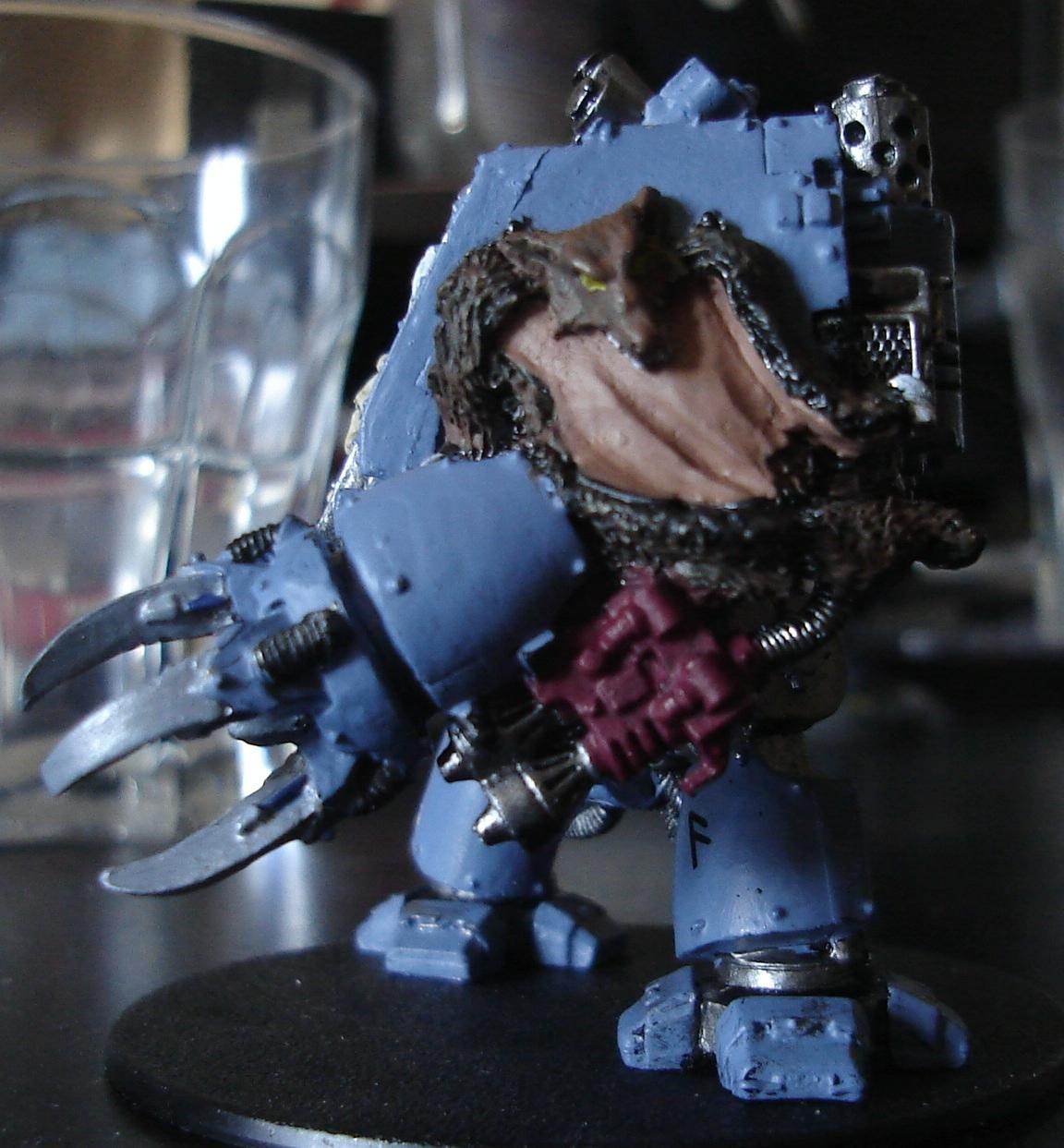 Space Wolves, Olaf from the side