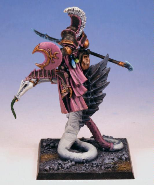 Chaos, Daemonic Mount, Hero, Slaanesh, Warhammer Fantasy, Warriors, Warriors Of Chaos