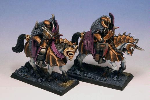 Chaos, Knights, Warhammer Fantasy, Warriors Of Chaos