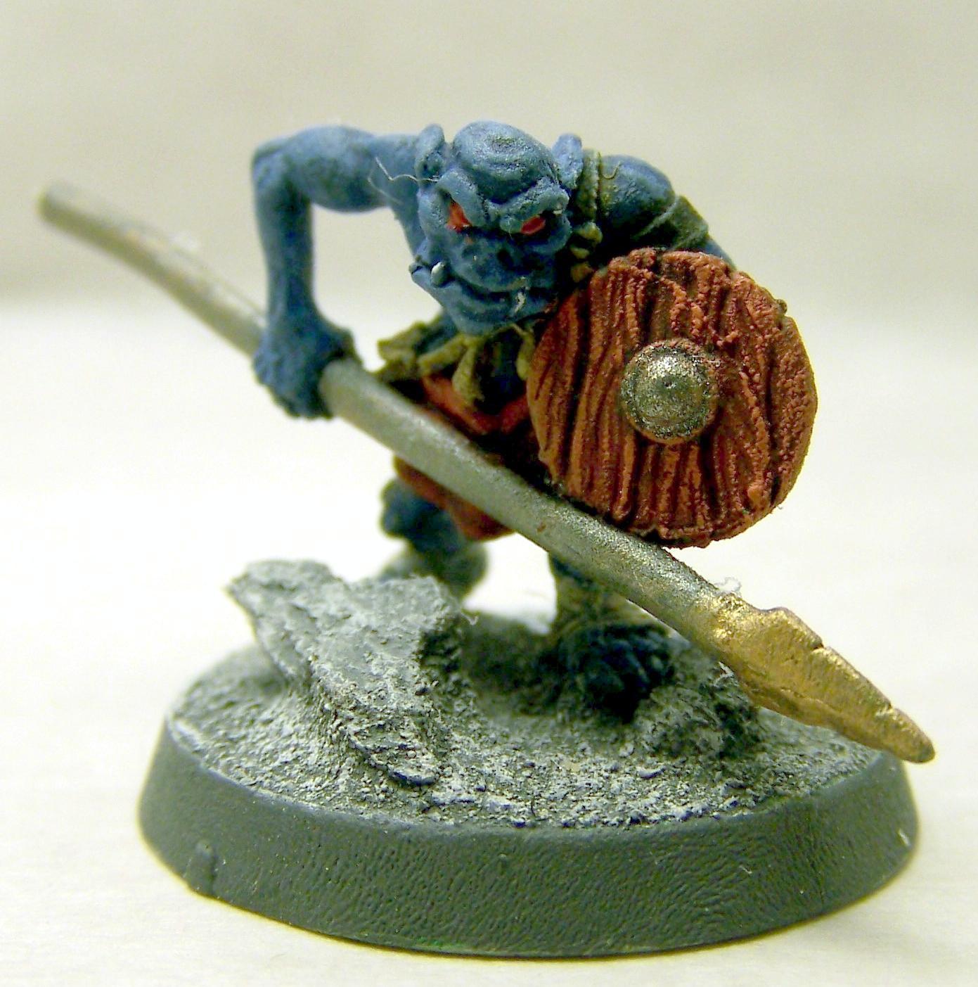 D&D Goblin/Heroscape Style