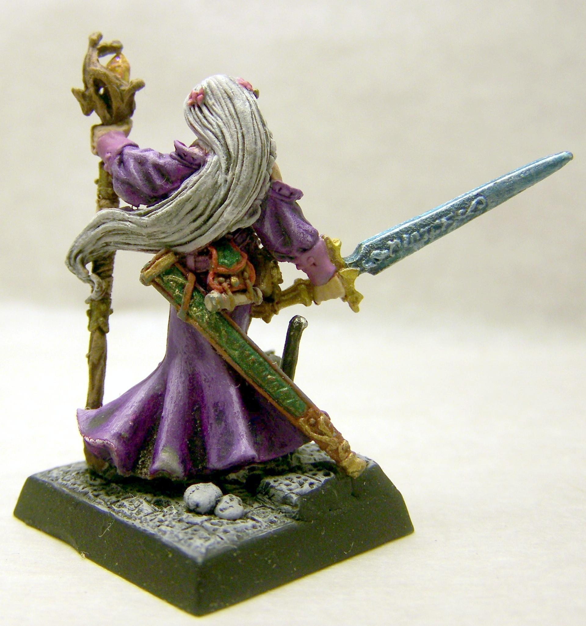 Reaper Elven Mage Rear