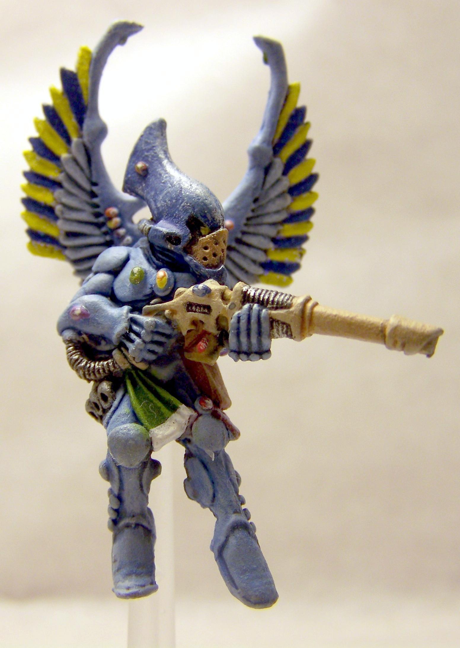 Eldar, Exodites, Swooping Hawks, Warhammer 40,000