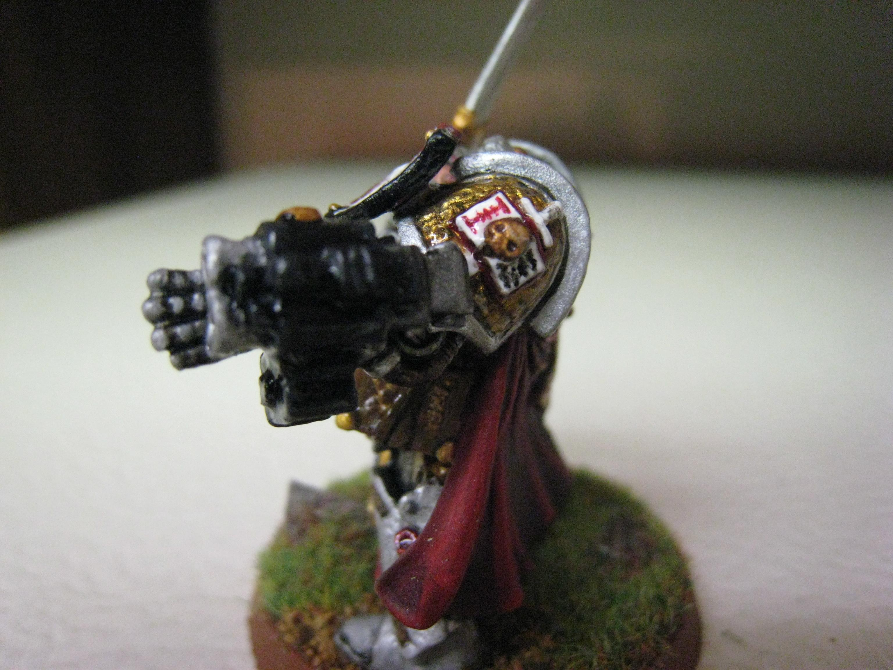 Daemonhunters, Grey Knights, Inquisition, Space Marines, Stern, Warhammer 40,000