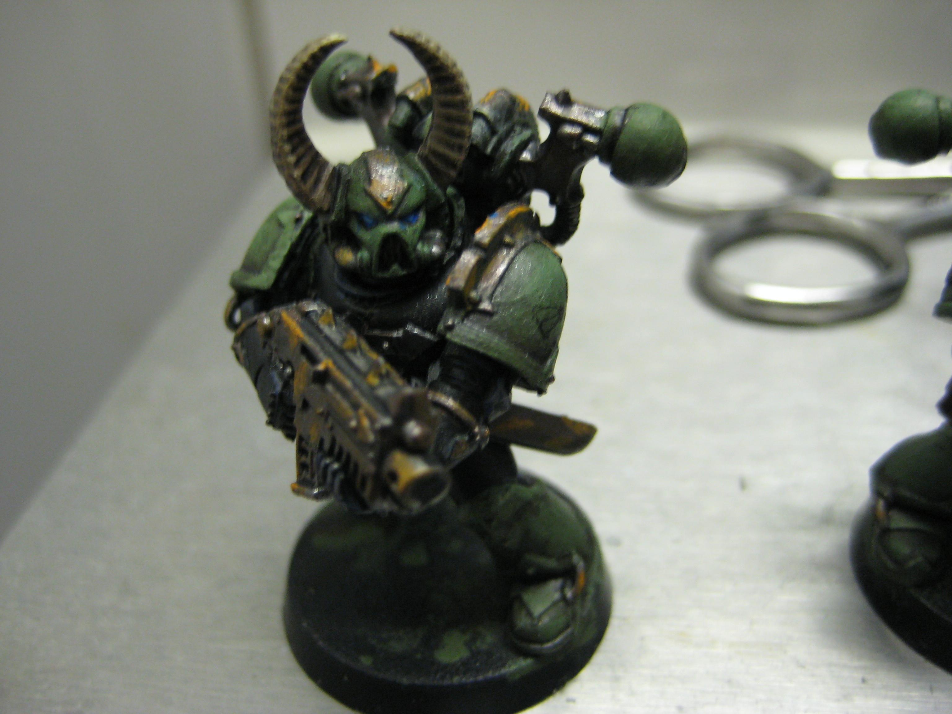 Chaos Space Marines, Nurgle Marine, Pip, Warhammer 40,000